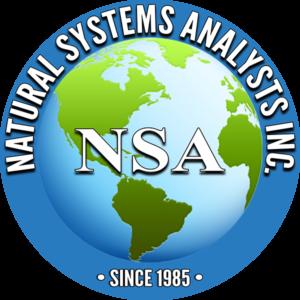 NSA Round Logo